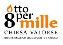 Logo 8x1000 Chiesa Valdese